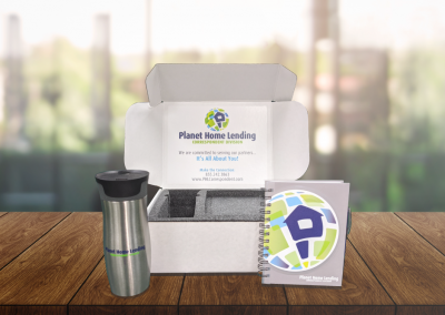 Case Study – Planet Home Lending Gift Box