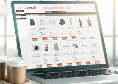 Case Study – Powercrunch (EASE Online Supply Store)